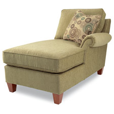 Bree Left-Arm Sitting Chaise