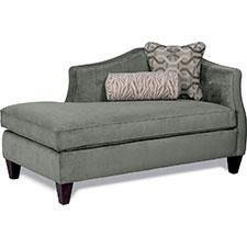 Bijou Premier Right-Arm Sitting Chaise