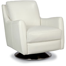 Xavier Swivel Occasional Chair