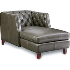 Channing Two-Arm Chaise