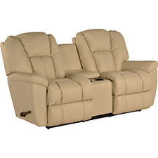 Maverick Reclina-Way Full Reclining Loveseat W/ Middle Console