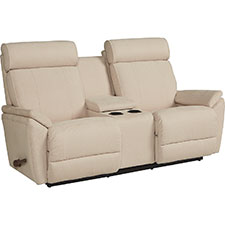 Beckett Reclina-Way Full Reclining Loveseat W/ Middle Console