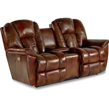 Maverick Power-Recline-XRw Full Reclining Loveseat W/ Middle Console