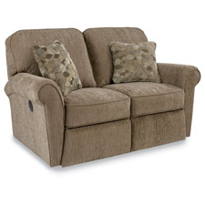 Jenna Power La-Z-Time® Full Reclining Loveseat