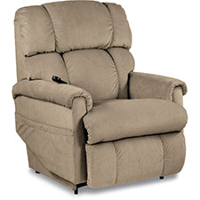 Pinnacle Platinum Luxury Lift Power-Recline XR w/ 6-Motor Massage & Heat
