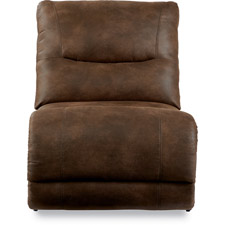 Dawson Power La-Z-Time Armless Recliner