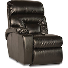 Spectator Power La-Z-Time® Right-Arm Sitting Recliner