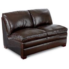 Brock Armless Sofa
