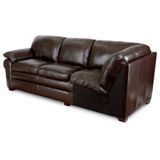 Brock Right-side Sitting Sofa w/ Corner