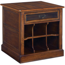Mercantile Rectangular Drawer End Table