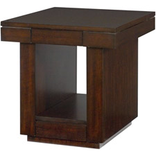 Uptown Rectangular End Table