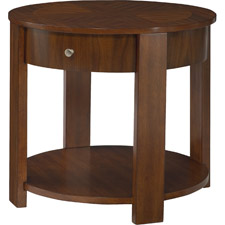 Maxim Round End Table