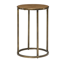 Soho Round End Table