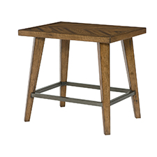 Boardwalk Rectangular End Table