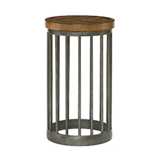 Boardwalk Round End Table