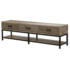 Parsons Bench Cocktail Table