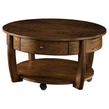 Concierge Round Lift Top Cocktail Table