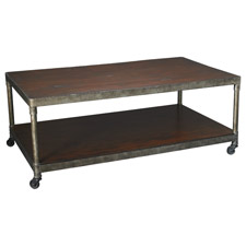 Structure Rectangular Cocktail Table