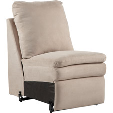 Devon Power La-Z-Time Armless Recliner