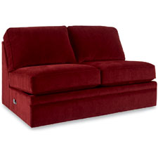 Collins Premier Armless Loveseat