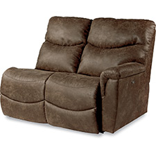 James Left-Arm Sitting Power Reclining Loveseat