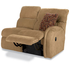 Griffin Left-Arm Sitting Reclining Loveseat