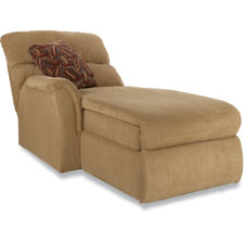 Griffin Right-Arm Sitting Reclining Chaise
