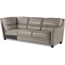 Graham Left-side Sitting Sofa w/ Corner