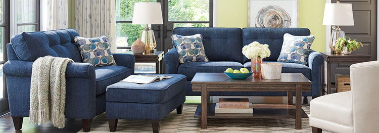 In-Home Design - Furniture - La-Z-Boy Sofas, Chairs, Recliners And Couches - Find A